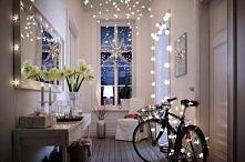Lampki wszędzie lampki