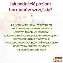 Jak podnieść poziom hormonów szczęścia?