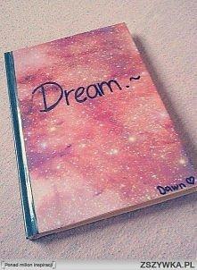 Zeszyt: DREAM <3