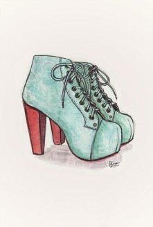 Kto by chciał takie buty ? :D