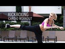 XHIT: Kickboxing Workout.... no dziewczyny powiem wam, że spodobały mi się te ćwiczonka