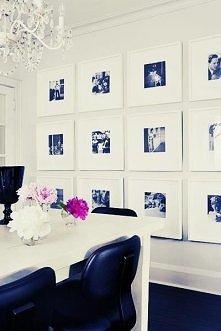 Pomysł na ekspozycję rodzinnych  zdjęć...