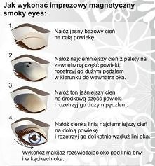 imprezowy smoky eyes !
