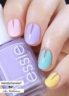 Pastelowe Essie ;)