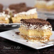 Mhmmm… mhmmm… to były dźwięki towarzyszące degustacji tego ciasta :) Nic doda...