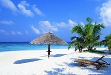 Plaża, Filipiny