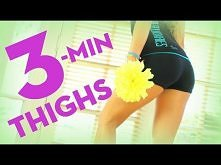 Trening 36 - 3 Minute Thighs | POP Pilates Song Challenge