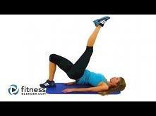 Trening 35 - łatwe, 10 minutowe ćwiczenie na pośladki i uda.