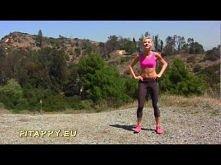 Najlepsze Ćwiczenia Fitness na Wewnętrzną stronę Ud :P Ćwiczenia z jednej strony lekkie,ale można się nieźle wypocić,kiedy jest gorąco !