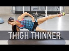 Thigh Exercises For Losing Fat :P