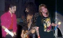 Michael, Saul i Axl *o*