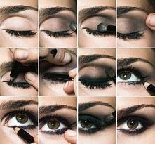 Make up oczu krok po kroku