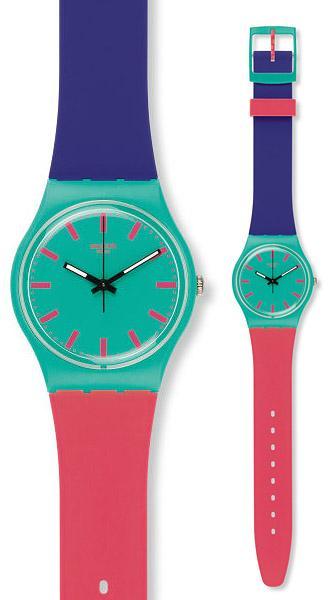 77601966b904f4 Idealny kolorowy zegarek marki Swatch! na Kolorowe Swatch'e - Zszywka.pl