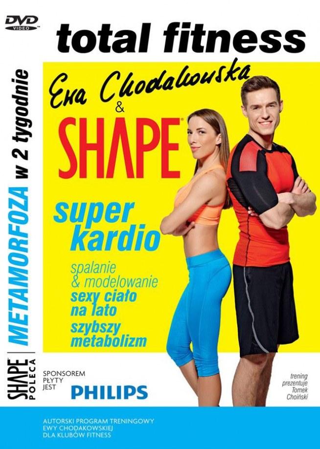 Super Kardio - Ewa Chodakowska, Tomek Choiński *2014* [mp4] [PL] [TS559]
