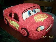 Tort mojego kolegi. Ma chłopak talent, hehe :-) A do tego torty są przepyszne!