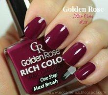 Golden Rose najlepsze lakiery ever ;)