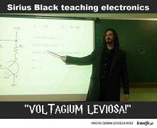 Syriusz wykładowca ;)