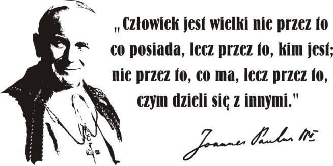 Jan Paweł Ii Na Cytaty Zszywkapl