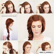 Warkocz - fryzura ;)