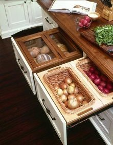 Genialne szafki w kuchni :)