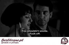 you shouldn't..