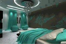 Wizualizacja ślicznej sypialni ;)