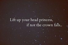 71. Remember about your crown