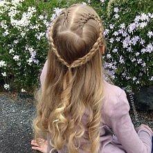 Piękna fryzura!