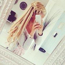 Świetna fryzura na lato! Po za tym pięknie wygląda <3