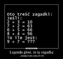 A ty poradzisz sobie z tą zagadką?
