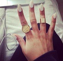 Co sądzicie na temat białych paznokci? :)