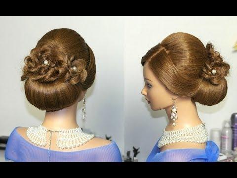 Wesele, bal długie włosy 1
