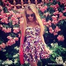 Cudne sukienki na lato w ok...