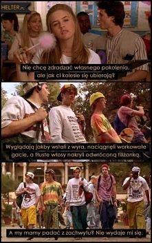 Cluelles - w dzieciństwie miałam obsesję na punkcie tego filmu. Widziałam ze 20 razy :) Fajna, lekka komedia. Polecam.