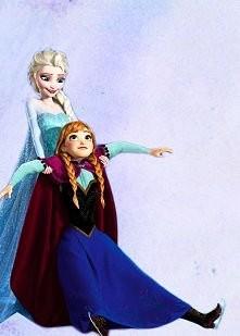 Anna na łyżwach :)