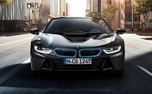 Nowiutkie BMW I8