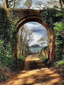 Portal, Firth of Forth, Szkocja