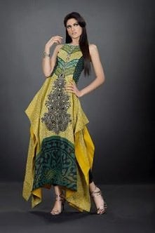 Fahad Hussayn Couture Collection 2013