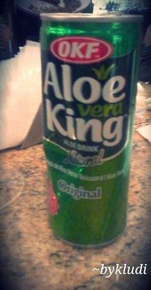 Aloe vera King  mmm... o.o