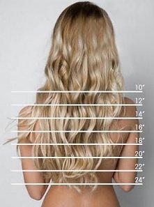 zapuszczam włosy-mam długość jak na obrazku 14' - jak myślicie po roku zapuszczania dokąd będą sięgać ?