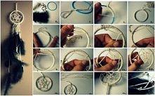 łapacz snów DIY...prosty sposób na koszmarki