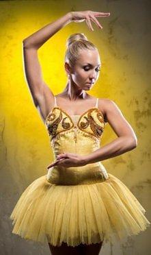 balet w barwach Coco Vigo