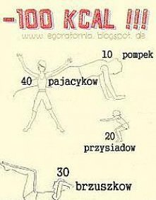-100 kcal