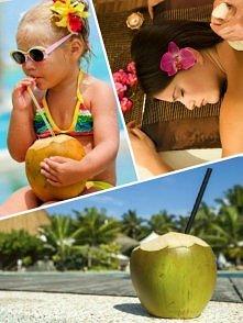 Woda kokosowa jest codziennym składnikiem diety w Azji, w niektórych krajach ...