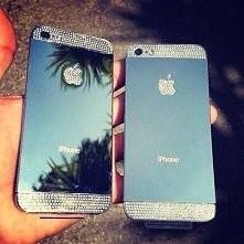 IPhone z diamecikami *-*