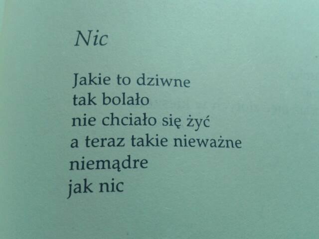 Jan Twardowski Na Myśli Wiersze Cytaty Zszywkapl