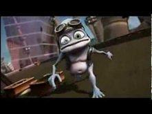 Crazy Frog Axel F. Pamięta ktoś? ;p Ja tak!