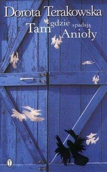 """""""Tam gdzie spadają anioły""""  Książka Doroty Terakowskiej, która stanowi kolejny krok w poszukiwaniach przez autorkę odpowiedzi na najistotniejsze pytania egzystencjalne..."""