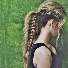 Świetna fryzura!