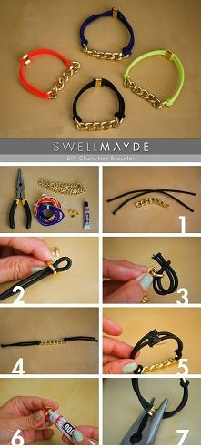 Łatwe i modne bransoletki w...